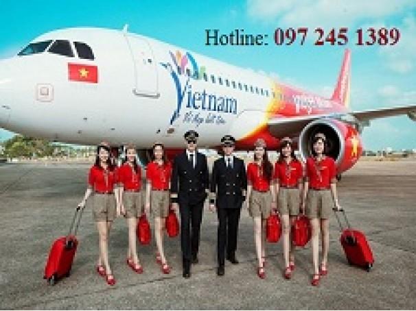 Vé hãng Vietjet Air